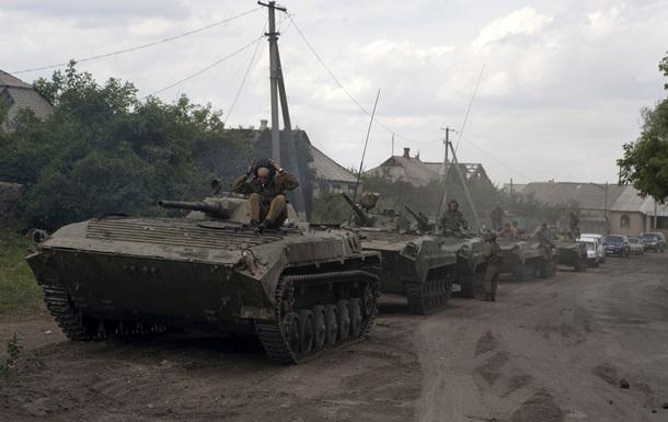 Ночью 11 августа ВСУ снова пытались атаковать Новоласпу