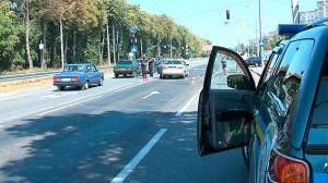 В Виннице расстреляли автомобиль, двое погибших