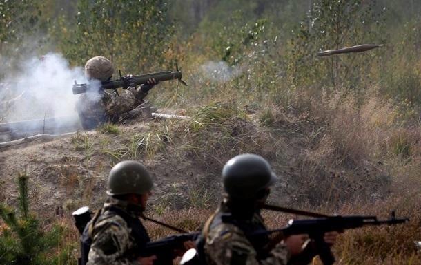Военная обстановка на Донбассе на утро 21 августа 2015 г
