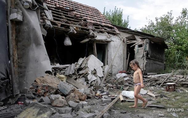 Военная обстановка на Донбассе на утро 22 августа