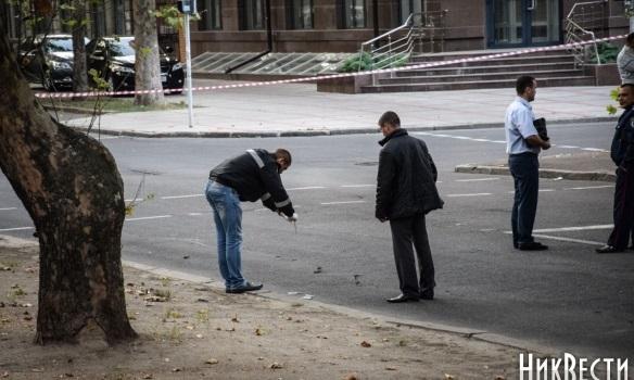 В Николаеве взорвали офис волонтеров