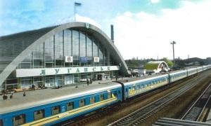В Донецке возобновили ж/д движение