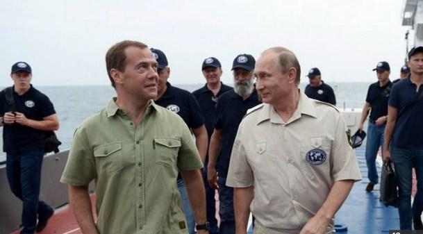 Путин: в Крыму готовят дестабилизацию