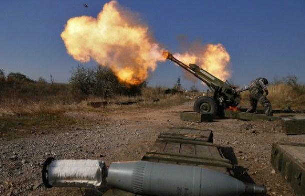 От обстрела поселка Сартана 17 августа