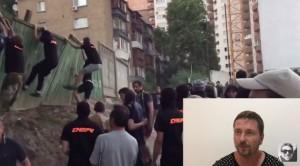 Шарий о бандитских разборках между киевскими застройщиками
