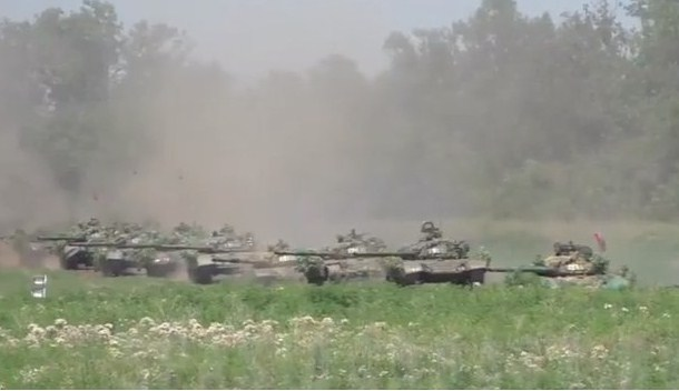 Сводка боевых действий на Донбассе 13 августа