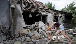 Сводка боевых действий на Донбассе 18 августа