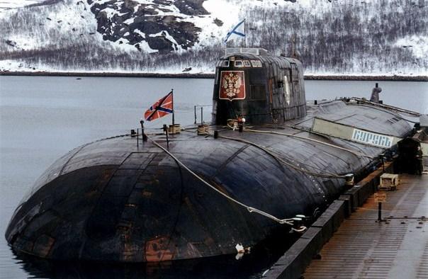 """15 лет со дня гибели подводной лодки """"Курск"""""""