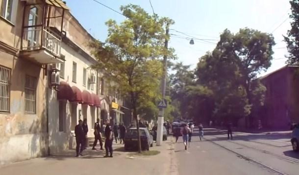 Гей-фестиваль в Одессе закидали петардами