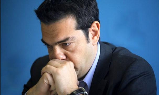 Ципрас ушел в отставку