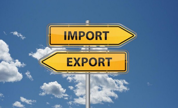 Статистика по экспорту и импорту Украины за первое полугодие 2015