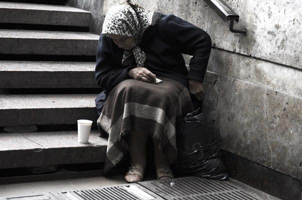 99% украинских пенсионеров за чертой бедности
