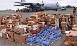 Села Донбасса получили гуманитарную помощь