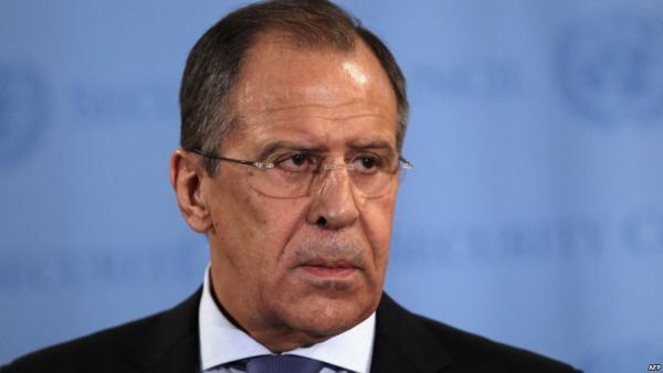 Пресс-конференция С. Лаврова - минские соглашения