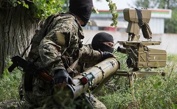 Война на Донбассе: обзор ситуации на 8 августа 2015
