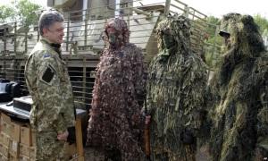 Порошенко разворачивает спецоперацию в Донбассе