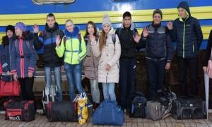 Дети Донбасса отдохнут в Закарпатье