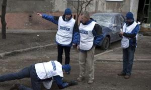 В ДНР не могут гарантировать ОБСЕ безопасность