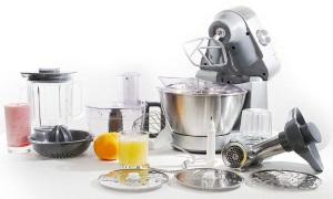 Советы: как выбрать хороший кухонный комбайн